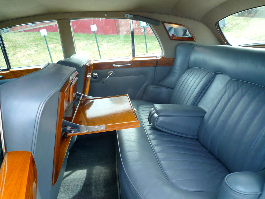 Rolls Royce Silver Cloud Wood Door Panel Rolls Royce